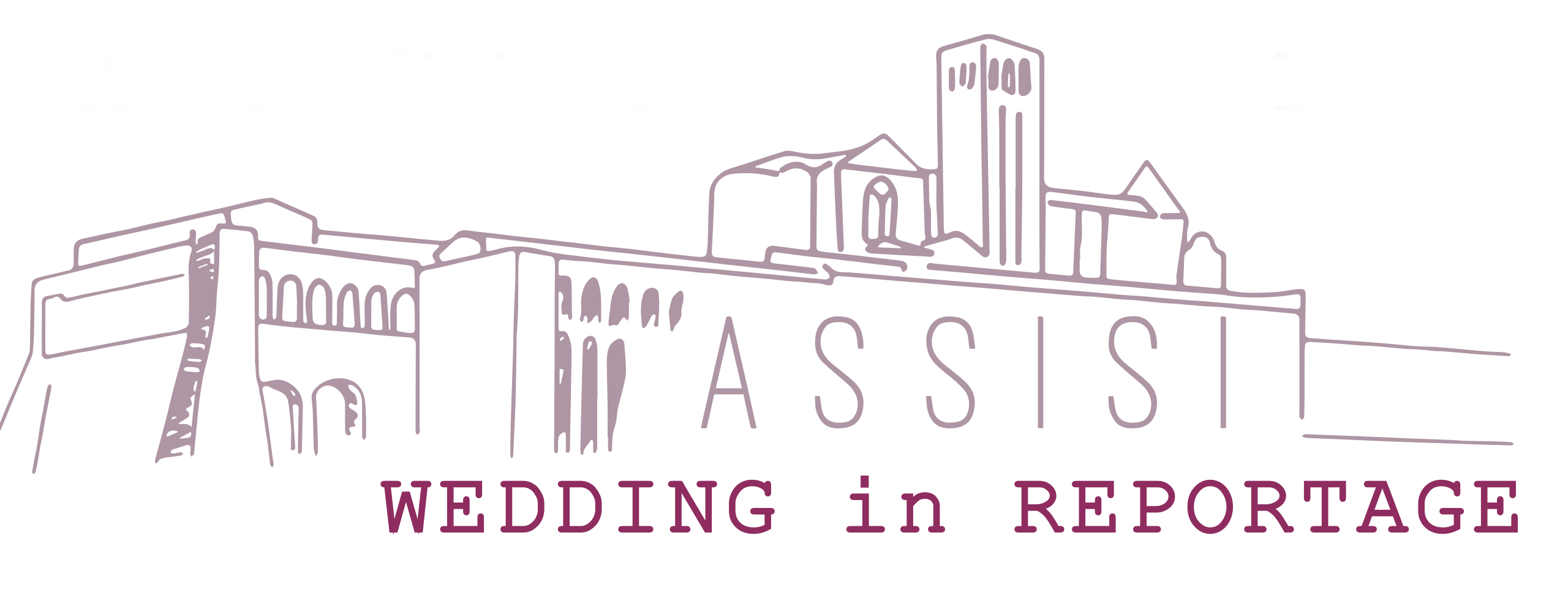 Assisi Wedding in Reportage